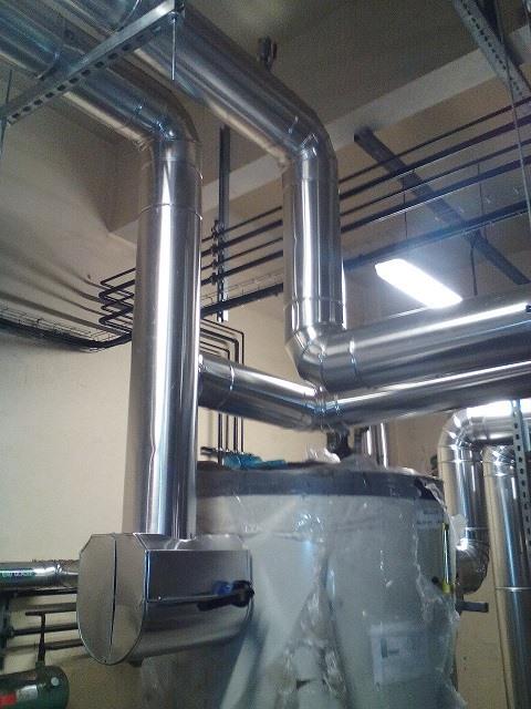 Isolation thermique de – 80 °C à + 650 °C